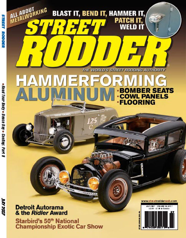 STREET RODDER magazine september 2017 GRADE A MODEL A M-2